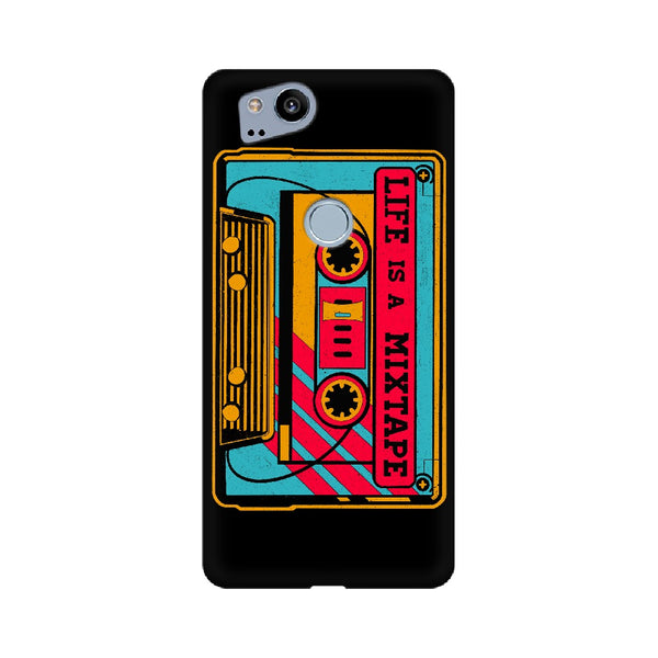 LIFE IS A MIXTAPE GOOGLE COVER & PHONE CASE