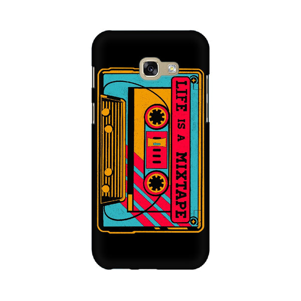 LIFE IS A MIXTAPE SAMSUNG COVER & PHONE CASE