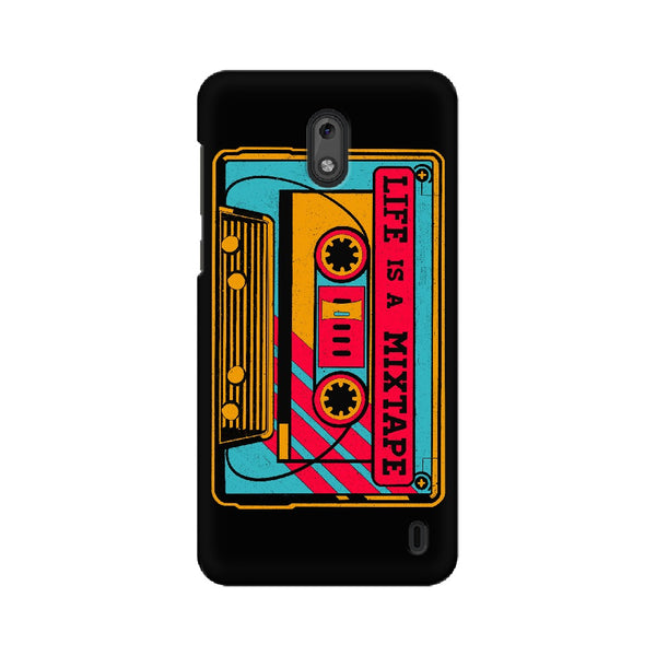LIFE IS A MIXTAPE NOKIA COVER & PHONE CASE