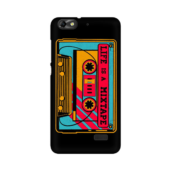 LIFE IS A MIXTAPE HUAWEI COVER & PHONE CASE