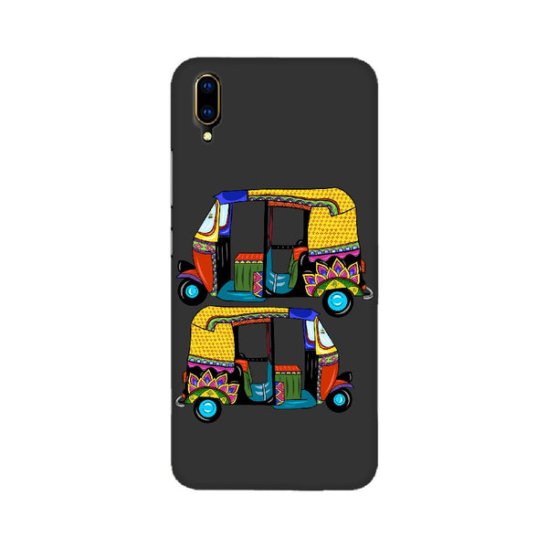 Autorickshaw Vivo Mobile Cases & Covers