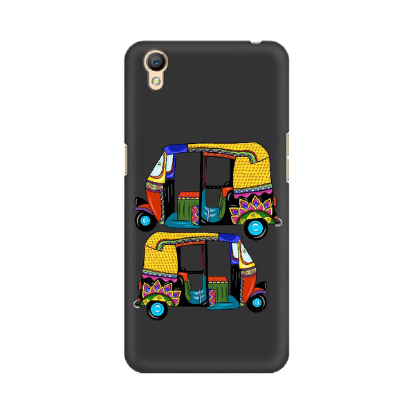 Autorickshaw Oppo Mobile Cases & Covers