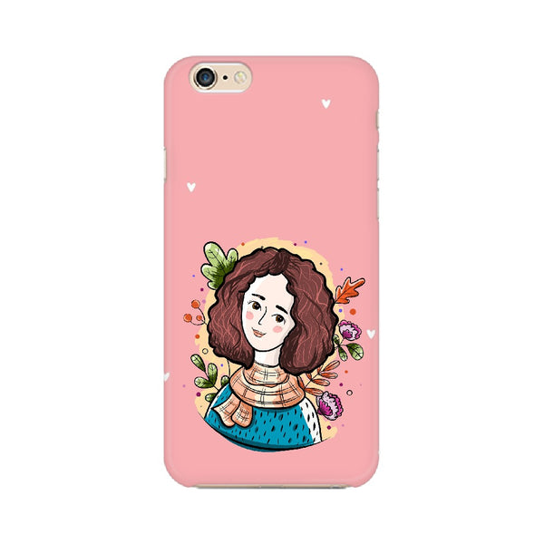 Pretty Lady Apple Mobile cases & Covers