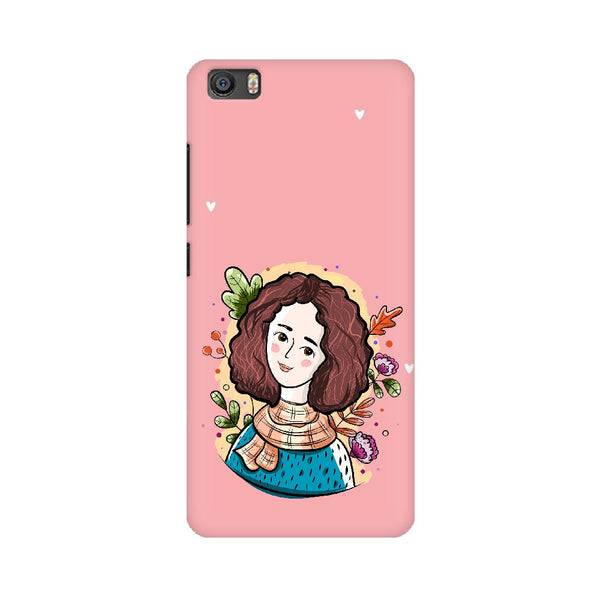 Pretty Lady Xiaomi Mobile Cases & Covers