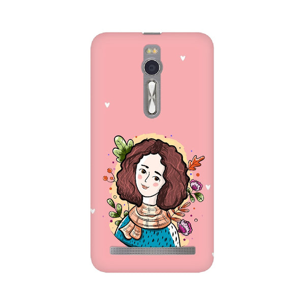 Pretty Lady Asus Mobile Cases & Covers