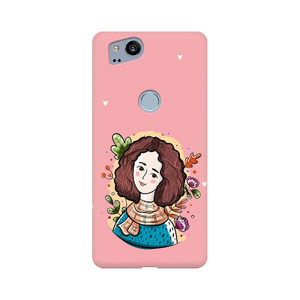 Pretty Lady Google Mobile Cases & Covers
