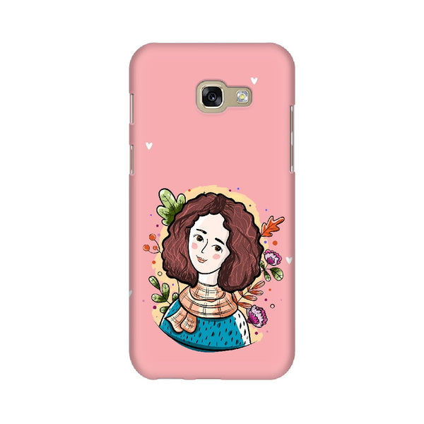 Pretty Lady Samsung Mobile Cases & Covers