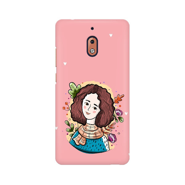 Pretty Lady Nokia Mobile Cases & Covers