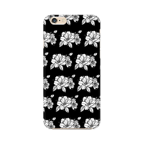 Floral Pattern Apple Mobile Cases & Covers