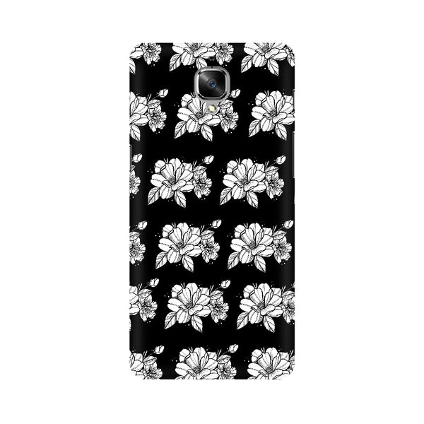 Floral Pattern OnePlus Mobile Cases & Covers