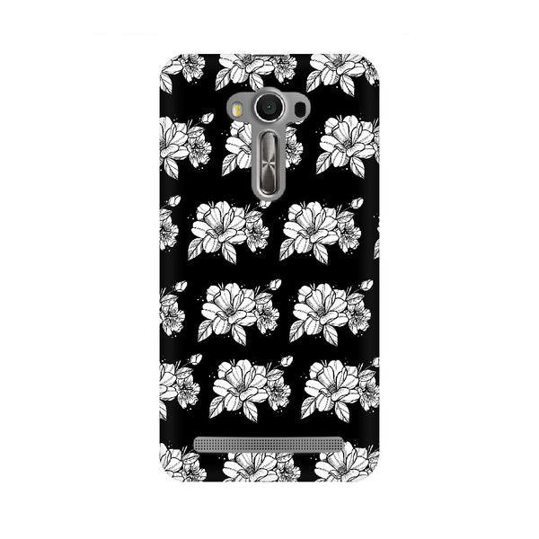 Floral Pattern Asus Mobile Cases & Covers