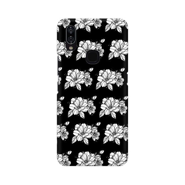 Floral Pattern Vivo Mobile Cases & Covers