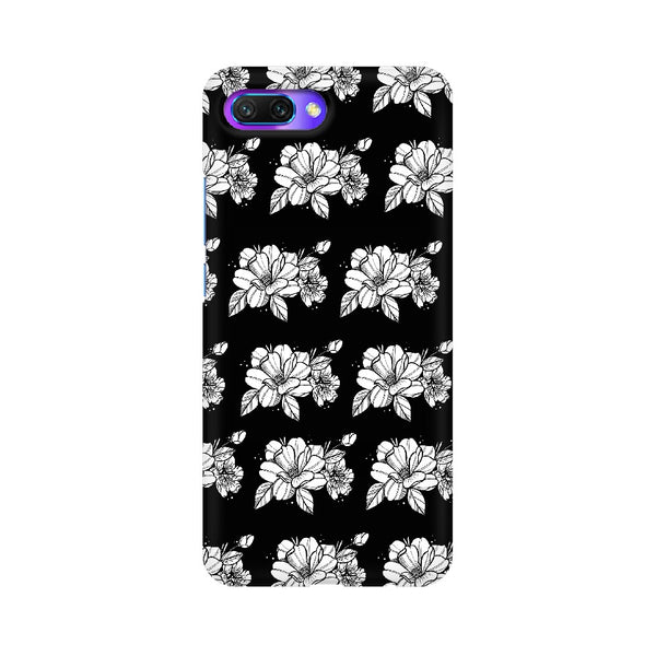 Floral Pattern Huawei Mobile Cases & Covers