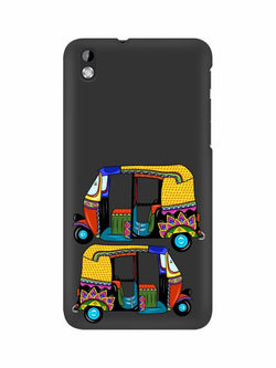 Autorickshaw HTC Desire 816 Mobile Cover