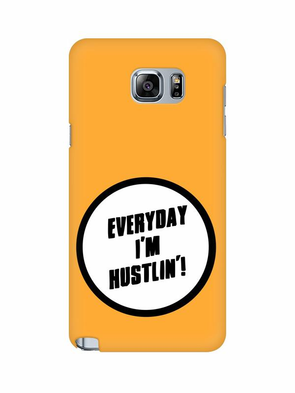 Hustle Samsung Note 5 Mobile Cover