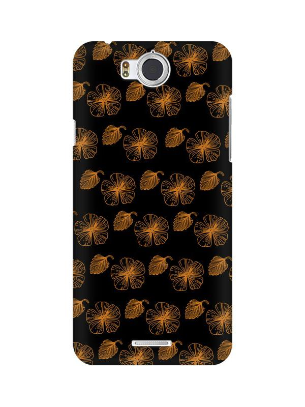 Floral Patterns InFocus M530 Mobile Cover