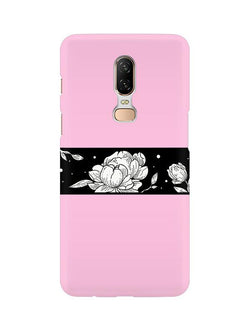Floral Pattern 3 OnePlus 6 Mobile Cover