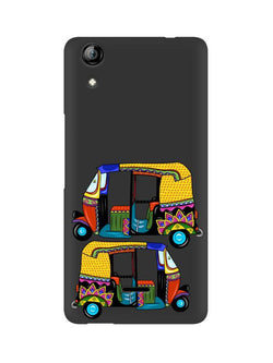 Autorickshaw Micromax Canvas Selfie 2 Q340 Mobile Cover