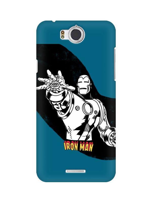 Iron Man InFocus M530 Mobile Cover