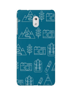 Life is Exploring Nokia 3 Mobile Cover