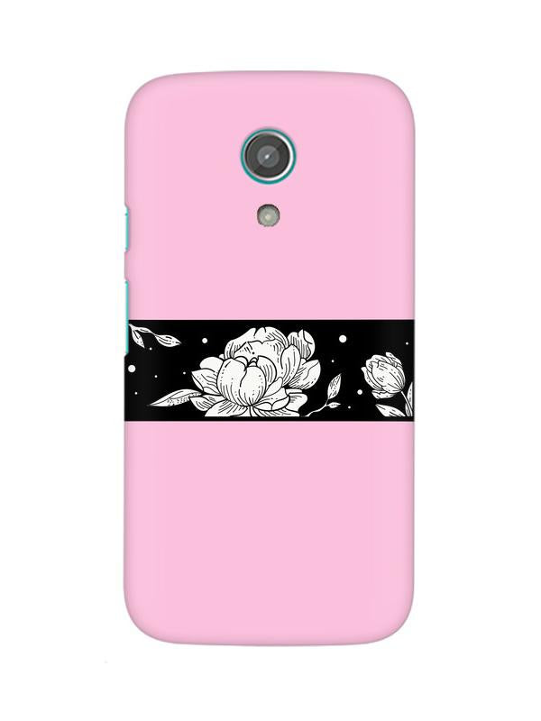 Floral Pattern 3 Moto G2 Mobile Cover