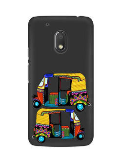 Autorickshaw Moto G4 Play Mobile Cover
