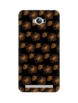 Floral Patterns Asus Zenfone Max Mobile Cover