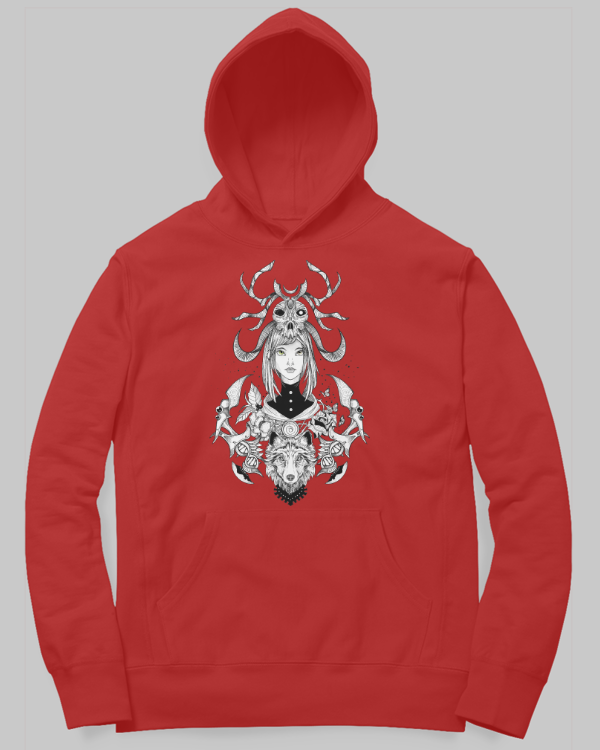 Druid Priestess Hoodie by TheDetailier