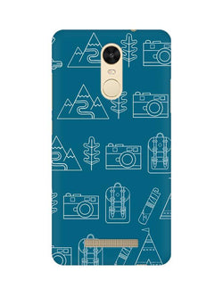 Life is Exploring Xiaomi Redmi Note 3 Mobile Cover