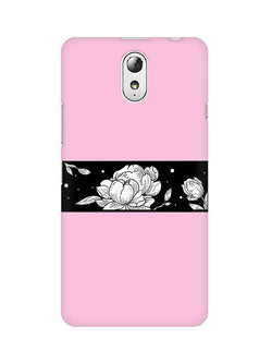 Floral Pattern 3 Lenovo Vibe P1M Mobile Cover