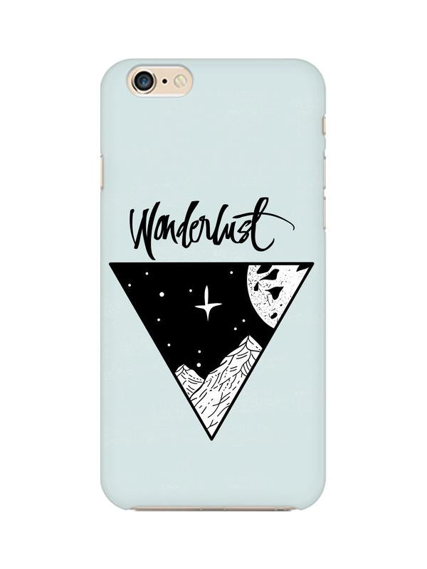 Wanderlust Apple iPhone 6s Plus Mobile Cover