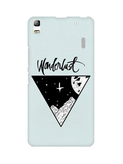 Wanderlust Lenovo K3 Note Mobile Cover