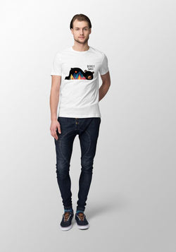 Bearly Awake T-shirt - Calenvie