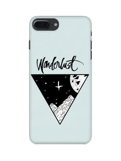 Wanderlust Apple iPhone 8 Plus Mobile Cover