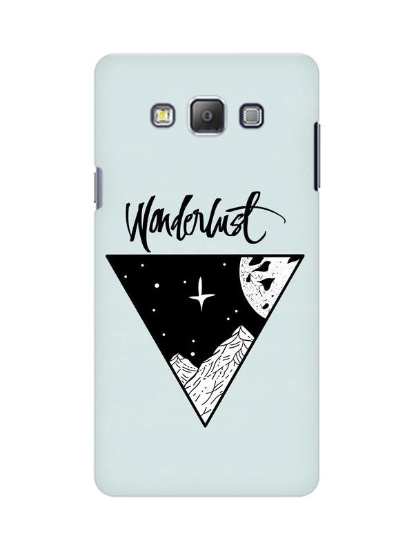 Wanderlust Samsung On 5 Mobile Cover