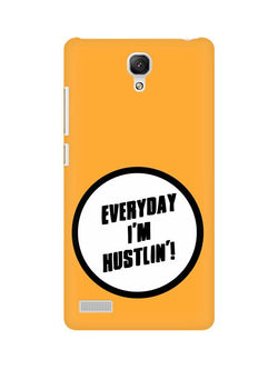 Hustle Xiaomi Redmi Note Mobile Cover