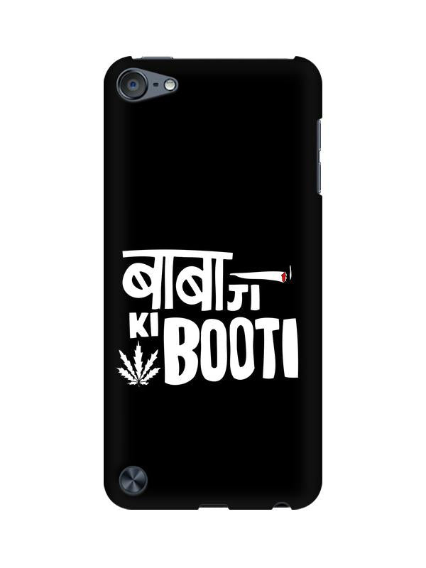 Babaji ki Booti Apple iPod Touch 5 Mobile Cover