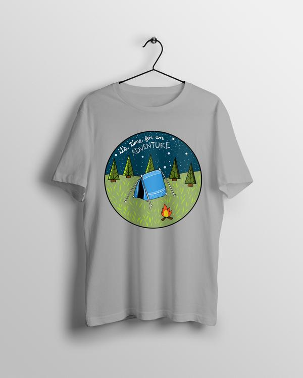 Time for Adventure T-shirt - Calenvie