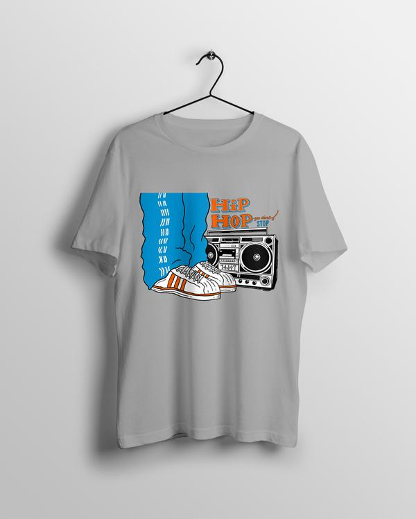 Hip Hop Ya Dont Stop T-shirt - Calenvie