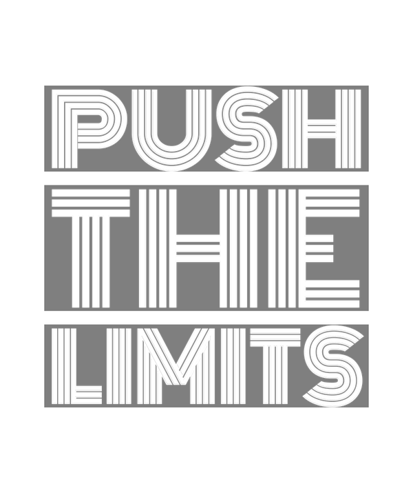 Push The Limits T-shirt - Calenvie