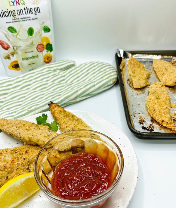Empowdered Chicken Tenders