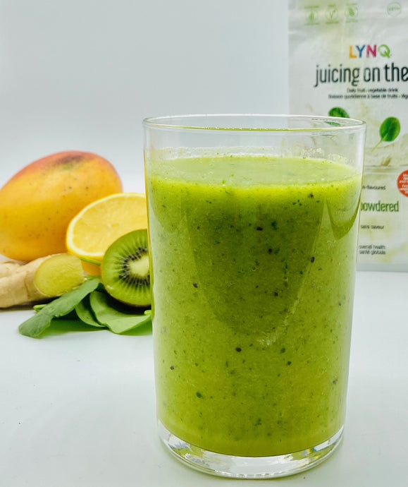 Empowdered Sweet Green Smoothie