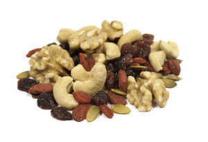 LYNQ organic antioxidant trail mix