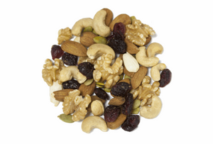 LYNQ organic protein trail mix