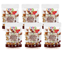 Load image into Gallery viewer, Organic Protein Boost Trail Mix (6 singles or big bag)