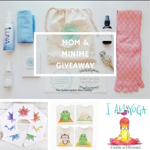 MOM AND ME GIVEAWAY