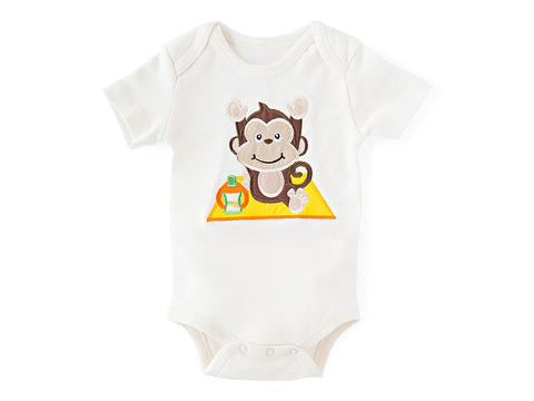 Monkey Pose Bodysuit