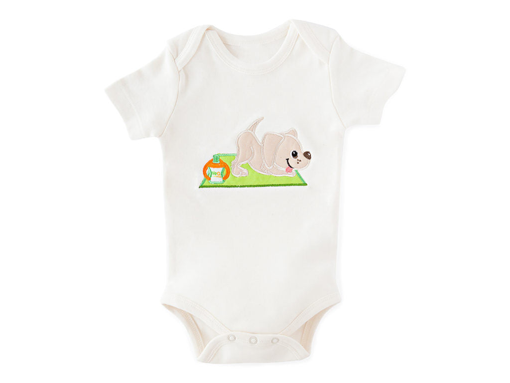 Down Dog Bodysuit Organic Cotton