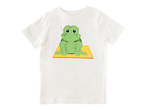 Turtle Pose T-Shirt