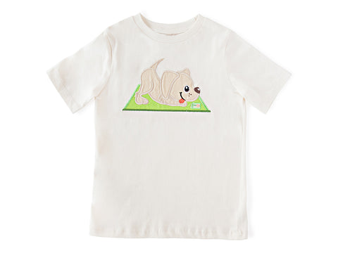 Down Dog T-Shirt Organic Cotton